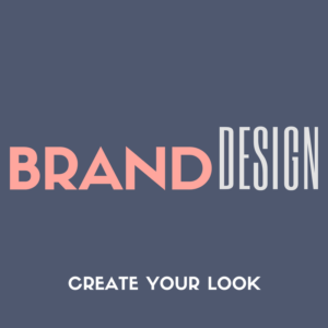 Brand Strategy Logo Development Creative Art for Lifestyle Online Business