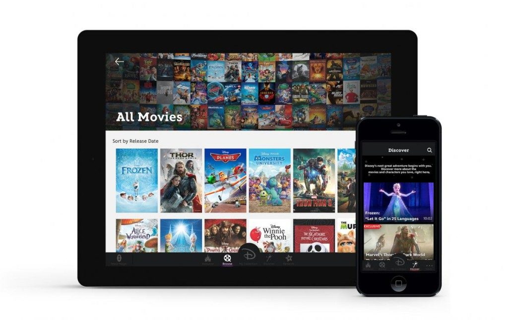 Kelly Summers Disney Movies Anywhere