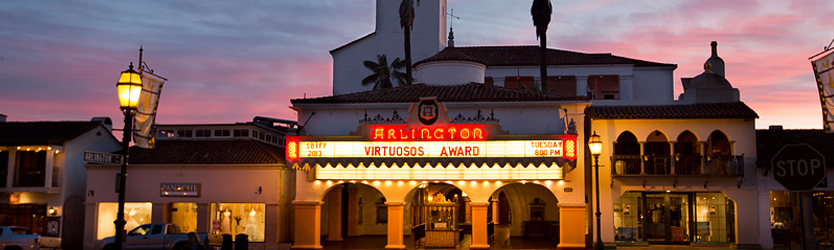 Santa Barbara Arlington Theater