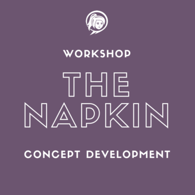 Workshop Lifestyle Entrepreneur Back of the Napkin
