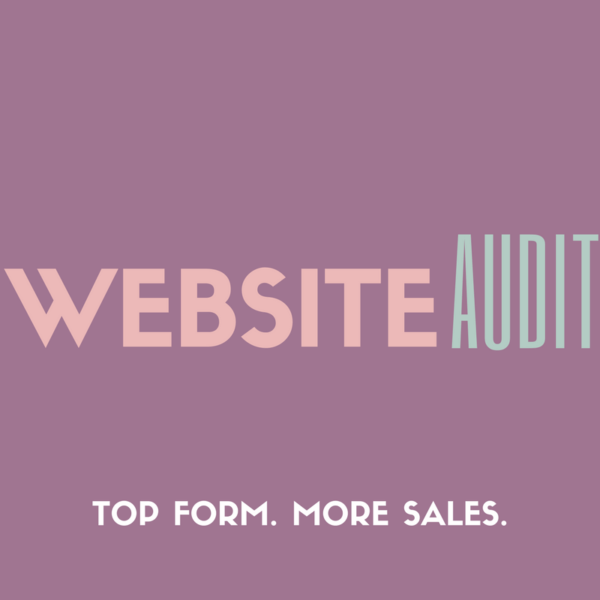 Website Audit by NinetyNine Top Form More Sales
